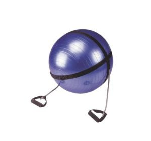 Gym Ball with Strap