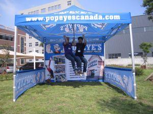 10' Popup Tent Outdoor Campinggazebos 6m X 3m Display pictures & photos