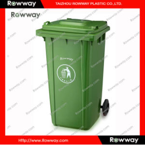 240L Plastic Waste Bin with En840 Approved pictures & photos