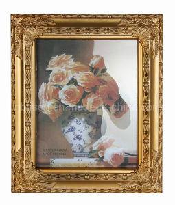 Plastic Picture/Photo Frame (706-10)