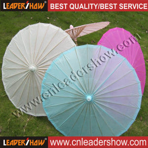 Colorful Paper Umbrellas