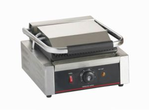 Commercial Panini Contact Grill Egd-10 pictures & photos