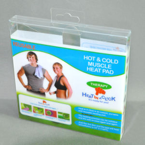 Soft Crease Plastic Foldable Boxes pictures & photos
