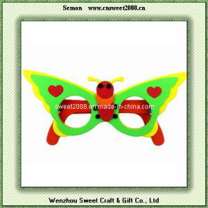 DIY EVA Glasses Series Handicrafts---Butterfly pictures & photos