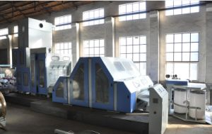 Wool Yarn Making Line Carding Machine (CLJFN-200) pictures & photos
