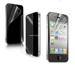 Hot Sell! 0.3mmn LCD Screen Protector for iPhone 5s pictures & photos