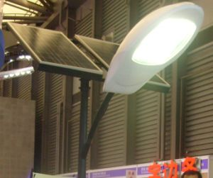 Solar Street Lights (100-110lm/W IP67 with mean well driver) pictures & photos
