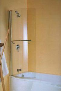 Shower Room Bath Screen