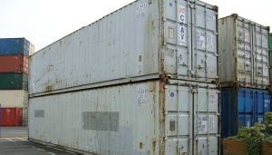 40′ ISO Shipping Container pictures & photos