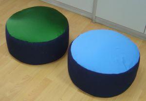 Spandex Beads Stool Cushion
