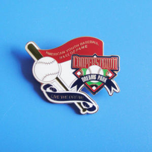 Metal Baseball Badge, Baseball Pins (ASNY-PB-TM-104) pictures & photos