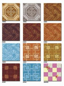 PVC Vinyl Floor Covering pictures & photos