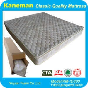 Rolling up Spring Mattress, Rolled Coil Spring Mattress pictures & photos