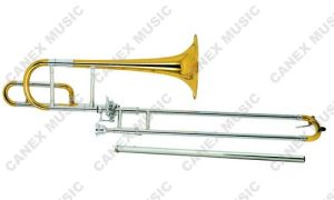 Musical Instruments/Brass Instrument/Trombone/Junior Trombone (TB84J-L) pictures & photos