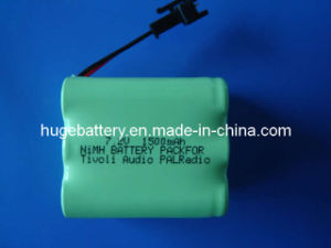 7.2V AA NiMH 1800mAh Rechargeable Battery (AA Size) pictures & photos