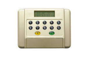 Electronic Safe Lock with LCD Display (SJ840) pictures & photos