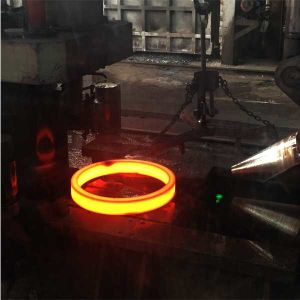 Rolled Ring Forging 42CrMo4, S355j2 pictures & photos