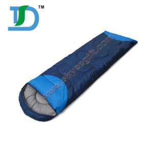 Outdoor Colorful Envelope Sleeping Bag for Camping pictures & photos