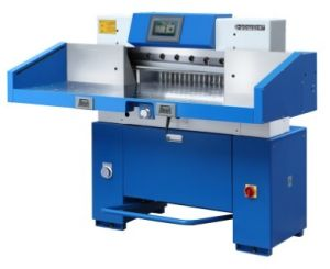 Full Hydraulic Paper Cutter (67F) pictures & photos