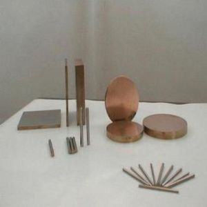 Tungsten Copper Alloy pictures & photos