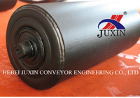 Belt Conveyor Neoprene Rubber Coated Idler Roller pictures & photos