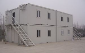 Container House for Labor Camp/Hotel/Office/Workers pictures & photos