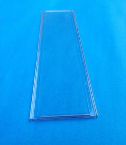 Polycarbonate Transparent Shop Front Door pictures & photos