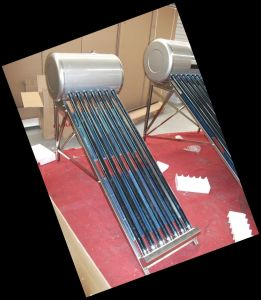 Thermosyphon Solar Water Heater System (SP-470-58/1800-7-C) pictures & photos