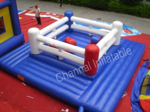 Inflatable Jousting Area Inflatable Sport Game Boxing Game pictures & photos