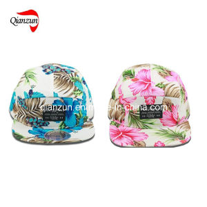 Hot Sale 5 Panel Cap Hat (ZJ013) pictures & photos