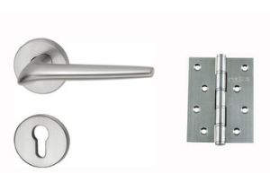 Elegant Stainless Steel Shower Glass Door Hinge pictures & photos