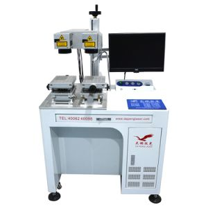 Laser Marking Systems on Laser Jet Machine for Marking Date pictures & photos