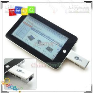 7 Inch Tablet PC, Android 2.1 OS Mid With 3G, GPS, WiFi