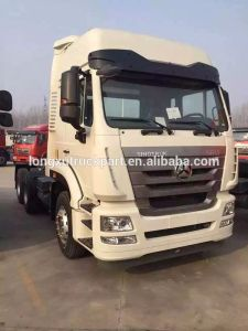 Sinotruk Truck HOHAN Tractor 6x2