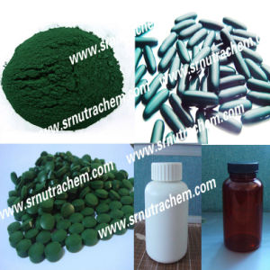 High Quality Chlorella Capsule pictures & photos