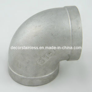Stainless Steel Pipe Elbow Female-Female pictures & photos