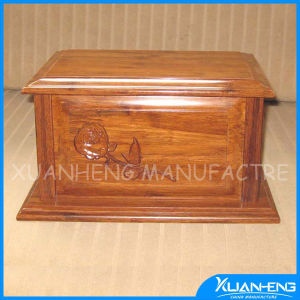 Natural Carved Bamboo Urn Coffin pictures & photos
