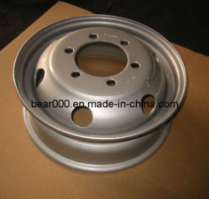 16X5.5 Steel Wheel for Light Truck pictures & photos
