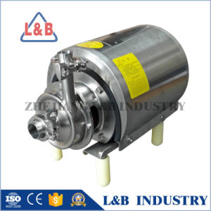 Hot Sale Food Grade Stainless Steel Centrifugal Water Pump pictures & photos