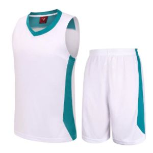 OEM Fashionable Sublimation Basketball Jersey Uniform Design pictures & photos
