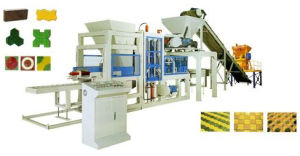 Concrete Block Making Machine & Curb Brick Making Machine