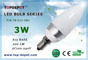 3W LED Bulb (TB-E12-3W1)