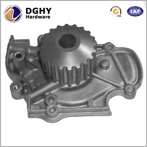 High Precision Customized Spare Parts Die Casting with CNC Machining