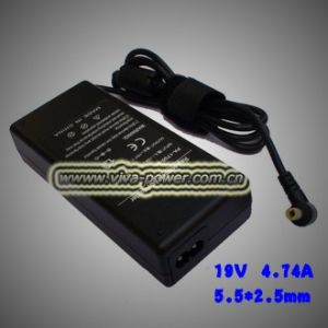 19V 4.74A Satellite 1600 A70 PA3421U Laptop AC Adapter for Toshiba