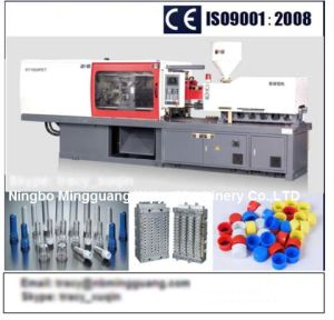 Energy Saving 160ton Pet Prefrom Servo System Injection Molding Machine with Ce Certification pictures & photos
