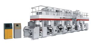 8 Color Automatic Digital Plastic/ Paper Gravure Printing Machine (QDASY-A) pictures & photos