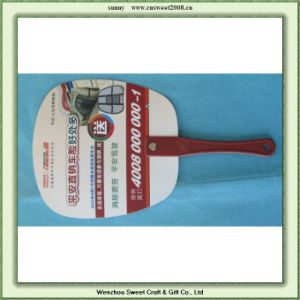 Promotion Gift Plastic Hand Fan pictures & photos