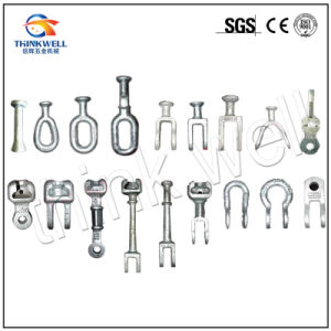 Forged Steel Galvanized Transmission Line Hardware and Fitting pictures & photos