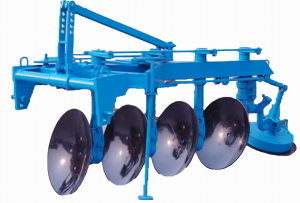 Reversible Disc Ploughs/Reversible Disc Plows (1LY(SX) Series) pictures & photos