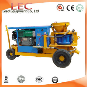 Lz-9 Large Size Diesel Engine Concrete Spraying Shotcrete Machine pictures & photos